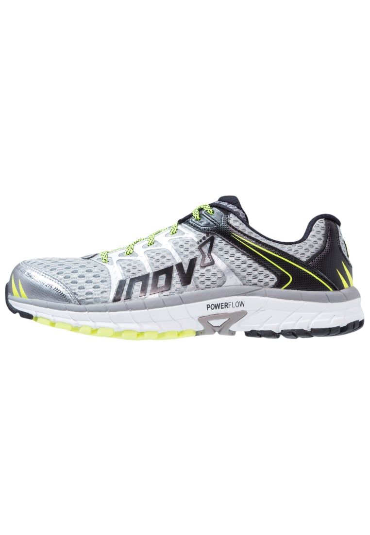 Inov8 ROADCLAW 275 Buty do biegania treningowe silver/grey/neon yellow - 000067