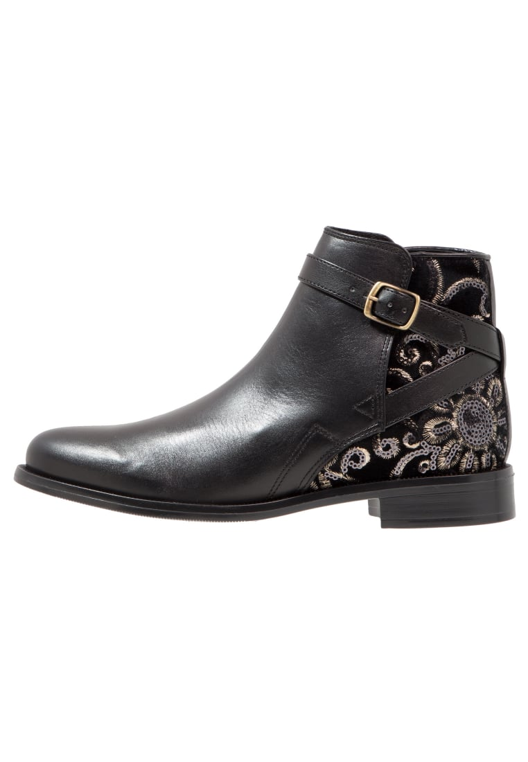 Andre CAVIAR Ankle boot noir - 52115103119
