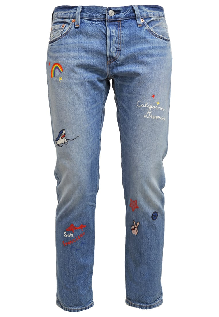 Levi's® 501 CT Jeansy Relaxed fit cali dreamin - 17804