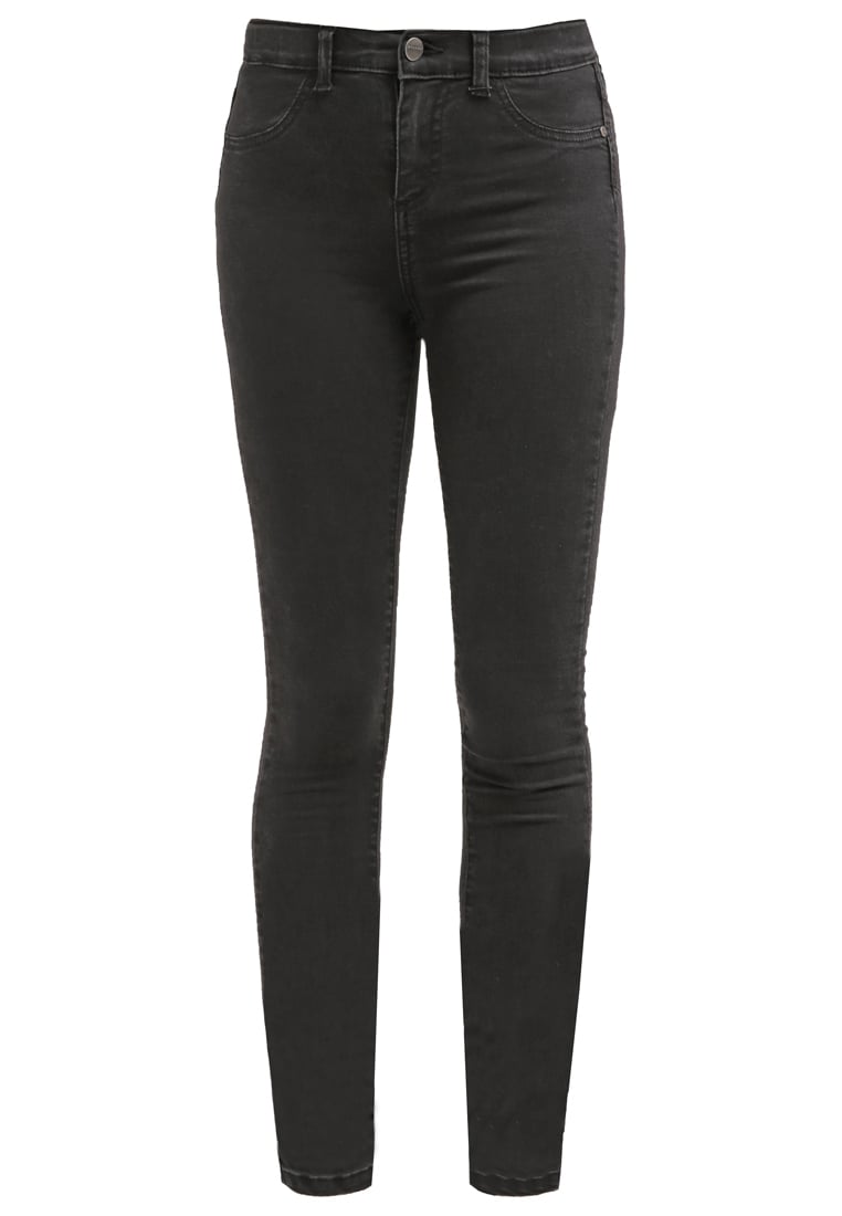 Sparkz CHRISTA Jeansy Slim fit washed black - 64-01563-05-261