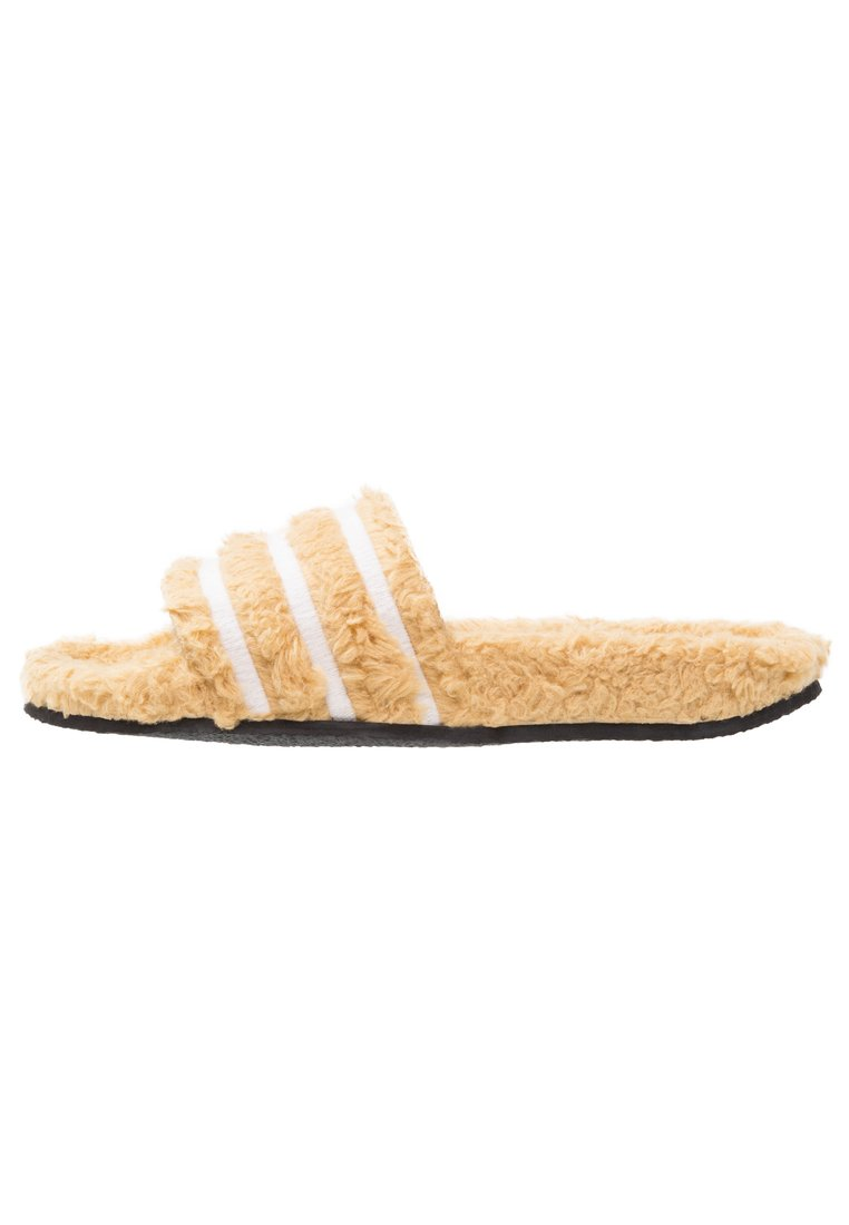 adidas Originals ADILETTE Kapcie mesa/chalk white/core black