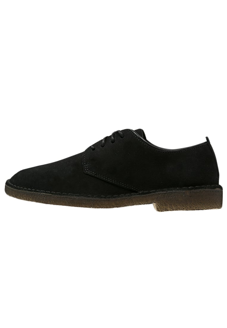 Clarks Originals LONDON Oksfordki black - 26107883