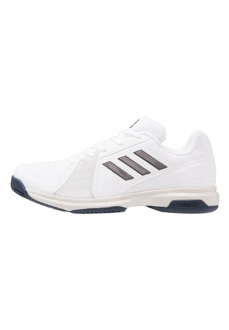 adidas Performance APPROACH Buty multicourt white/night metallic/mystery ink - CDA27