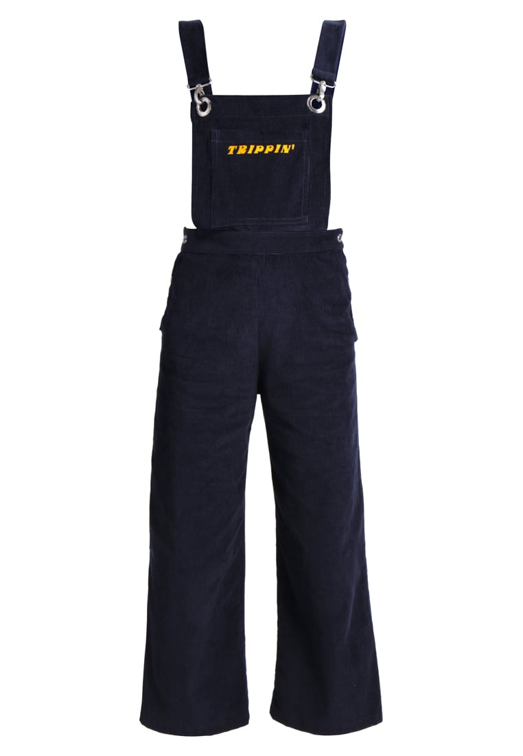 The Ragged Priest DUNGAREE Ogrodniczki navy
