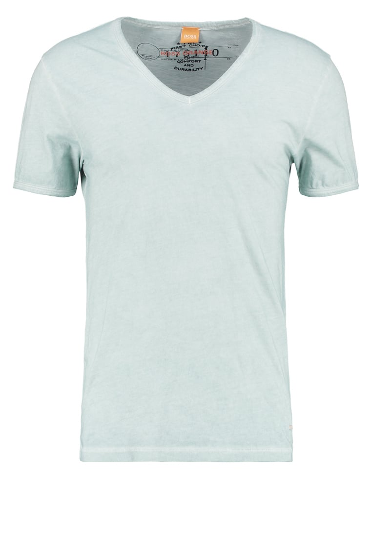 BOSS Orange TOULOUSE Tshirt basic turquoise - 50270989