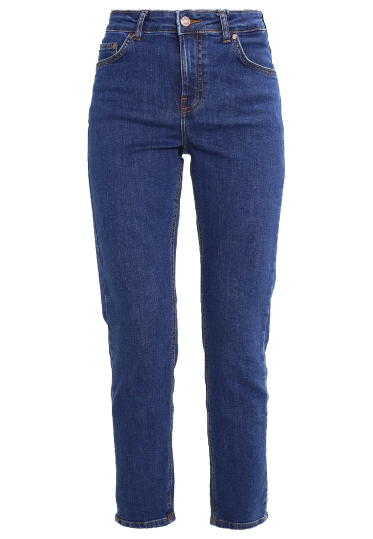Dr.Denim EDIE Jeansy Straight Leg dark void blue