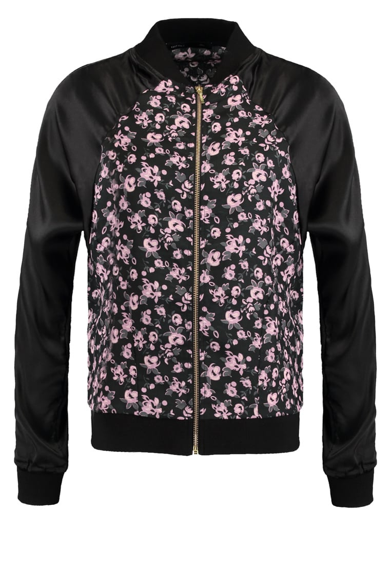 First and I FIFLUME Kurtka Bomber black - 14038280