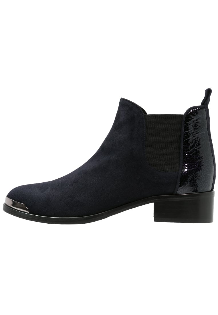 Franco Russo Napoli Ankle boot dark navy - 3720P