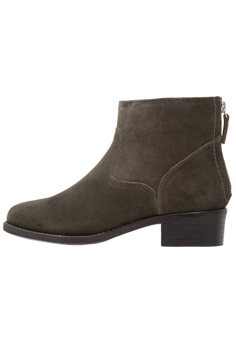 New Look Wide Fit DEEDS Ankle boot khaki - 5066248