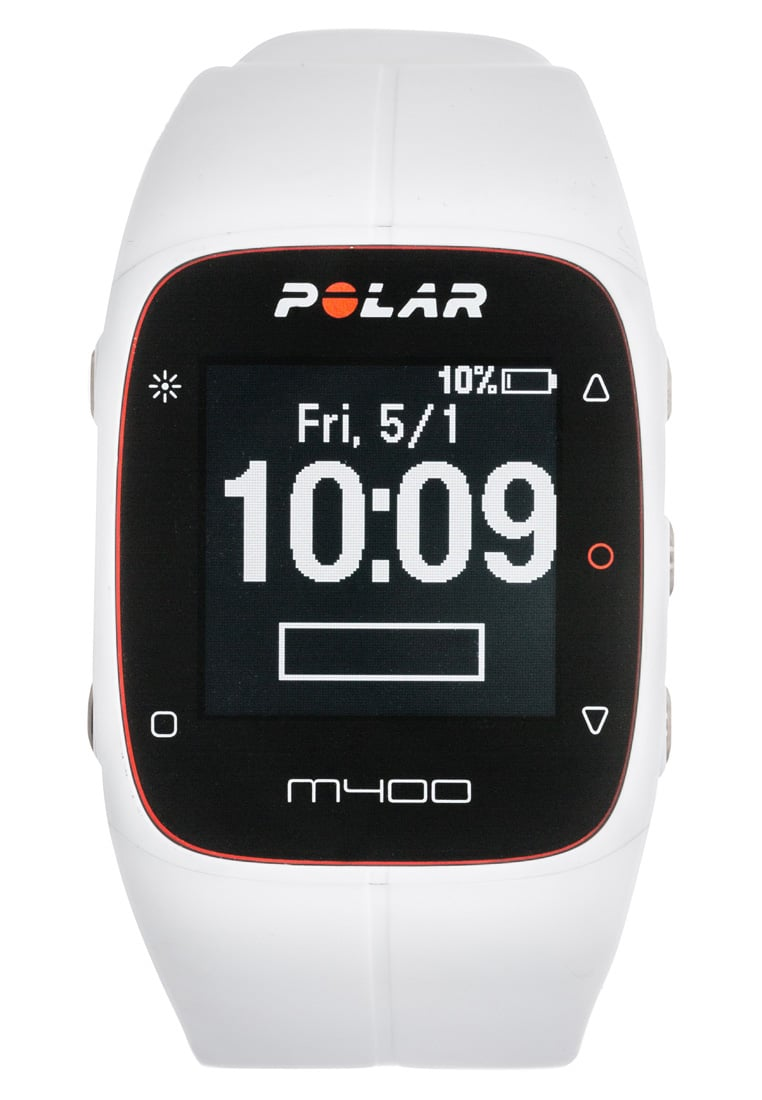 Polar M400 HR Pulsometr white - 90051347