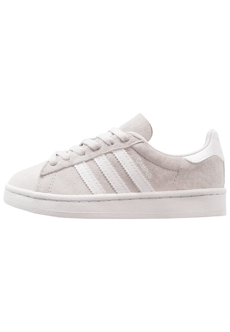 adidas Originals CAMPUS C Tenisówki i Trampki grey one/white - CEF58