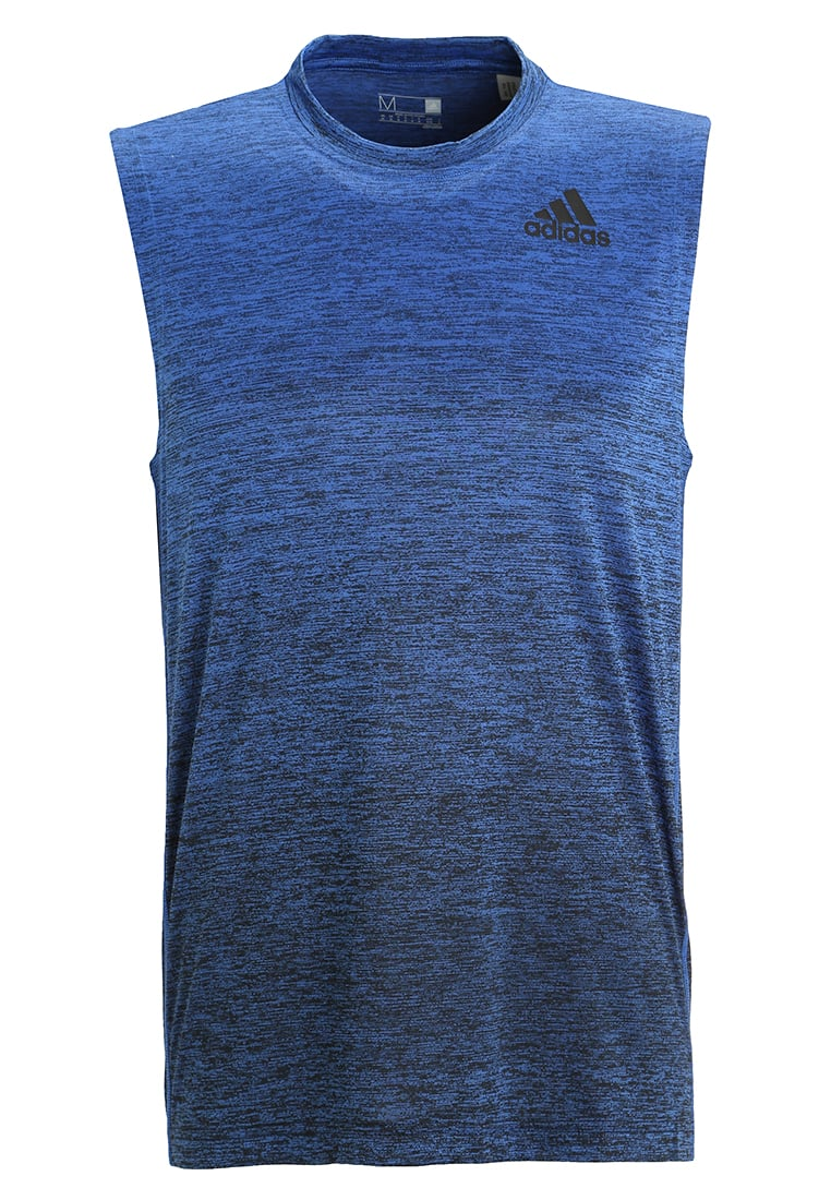 adidas Performance GRADIENT Top blue - BPL41