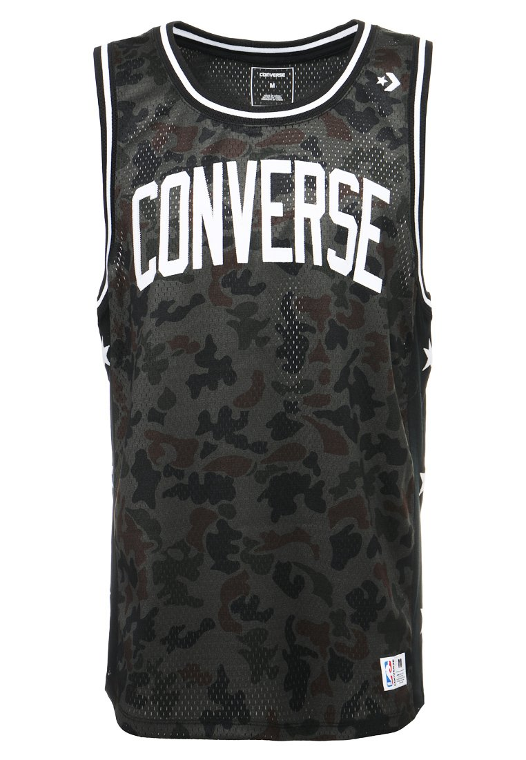 Converse BASKETBALL Top olive - 10006704