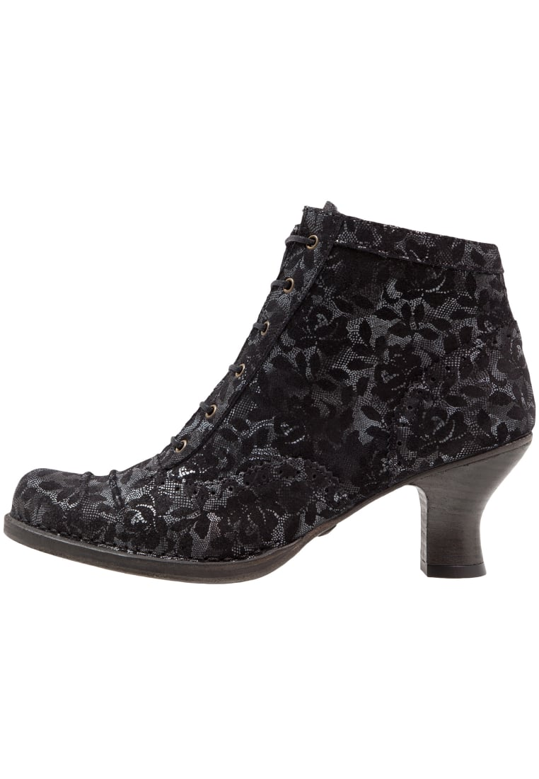Neosens Ankle boot fantasy floral ebony - S865