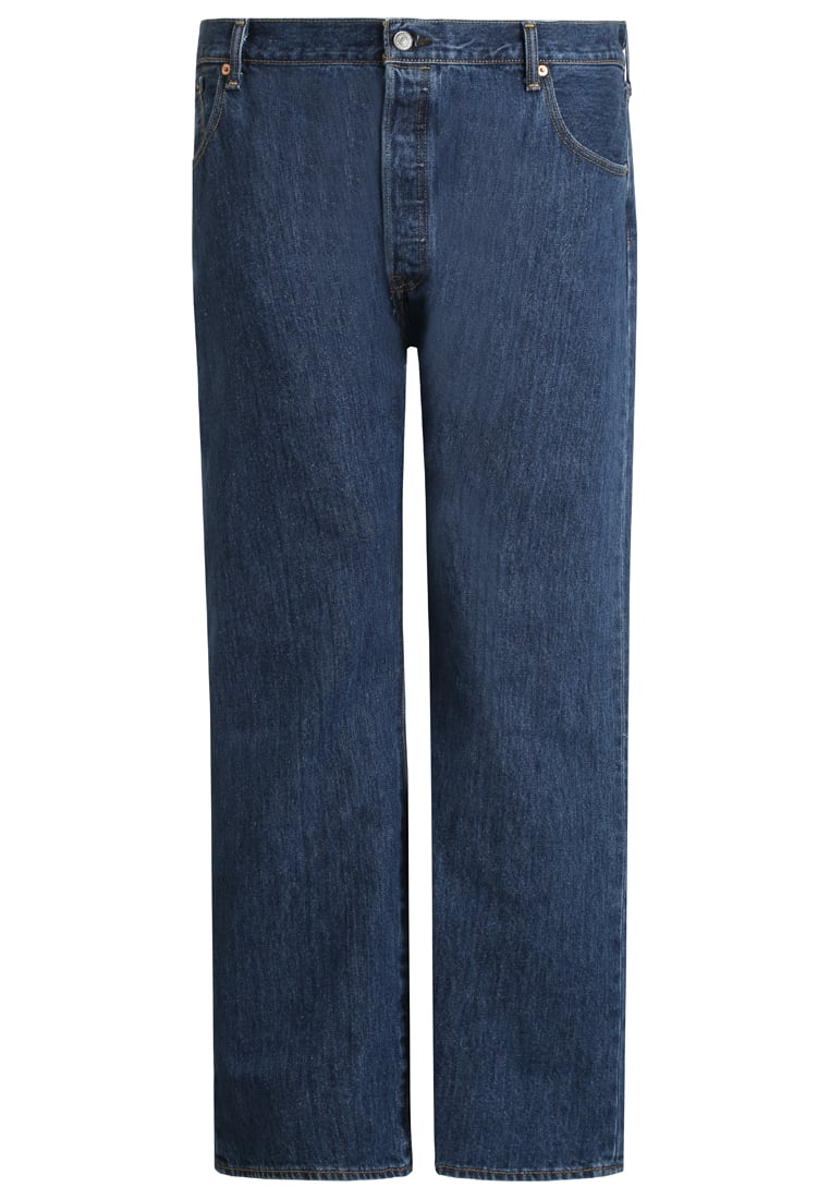 Levi's Big & Tall 501 LEVI'S® ORIGINAL FIT BIG & TALL Jeansy Straight leg dark stonewash - 11501
