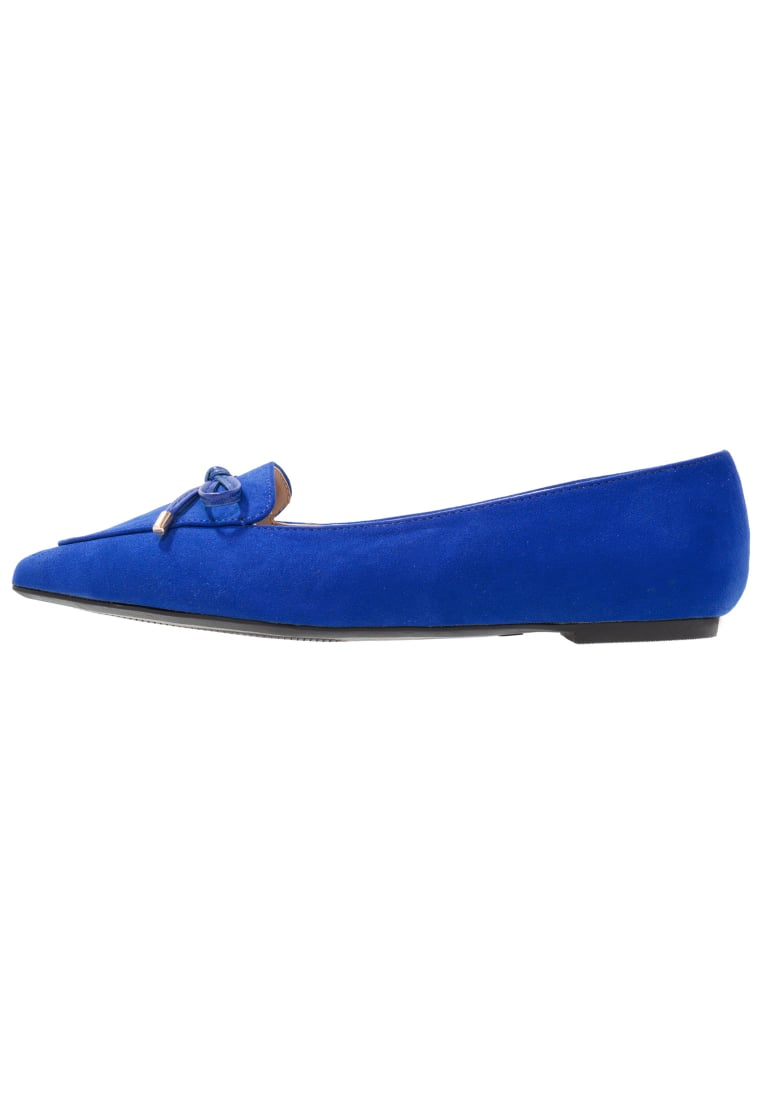 Dorothy Perkins Wide Fit HAVANAH Baleriny blue - 35267912