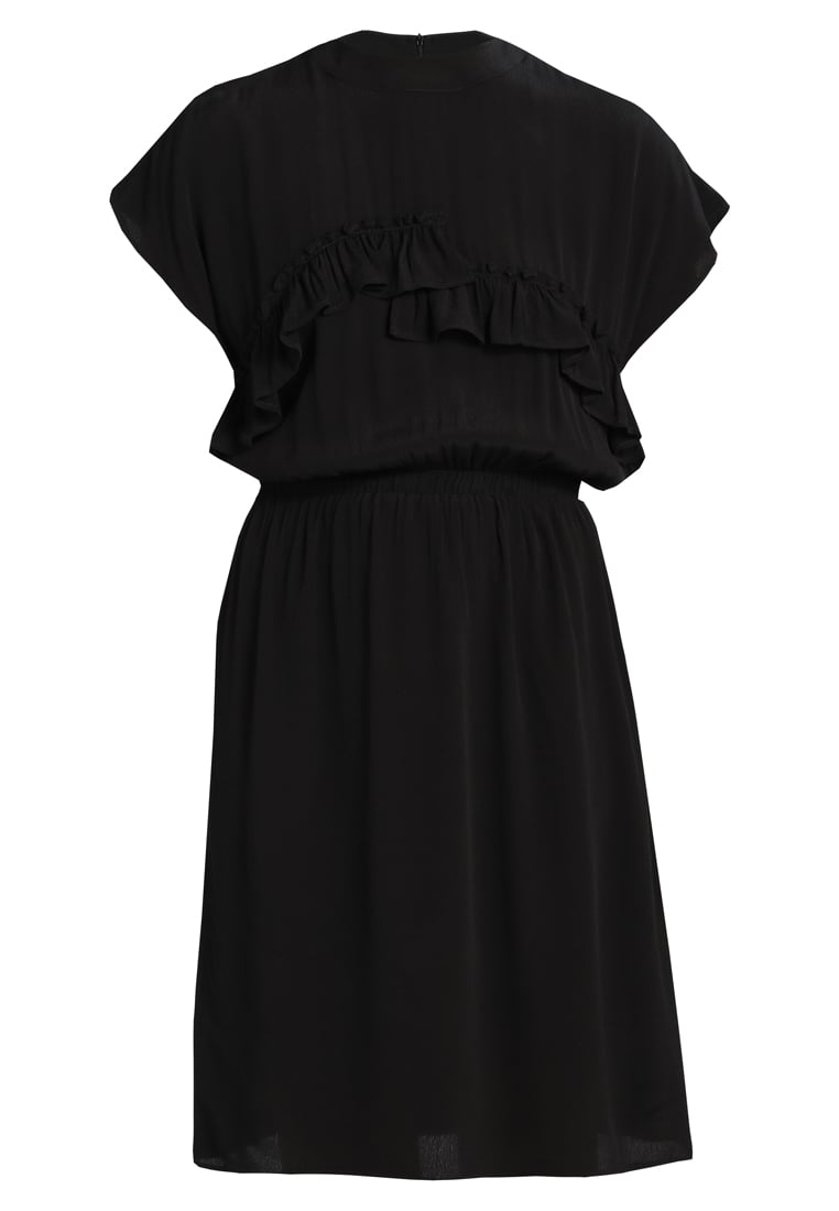 Moves DANELLA DRESS Sukienka letnia schwarz - 163690008