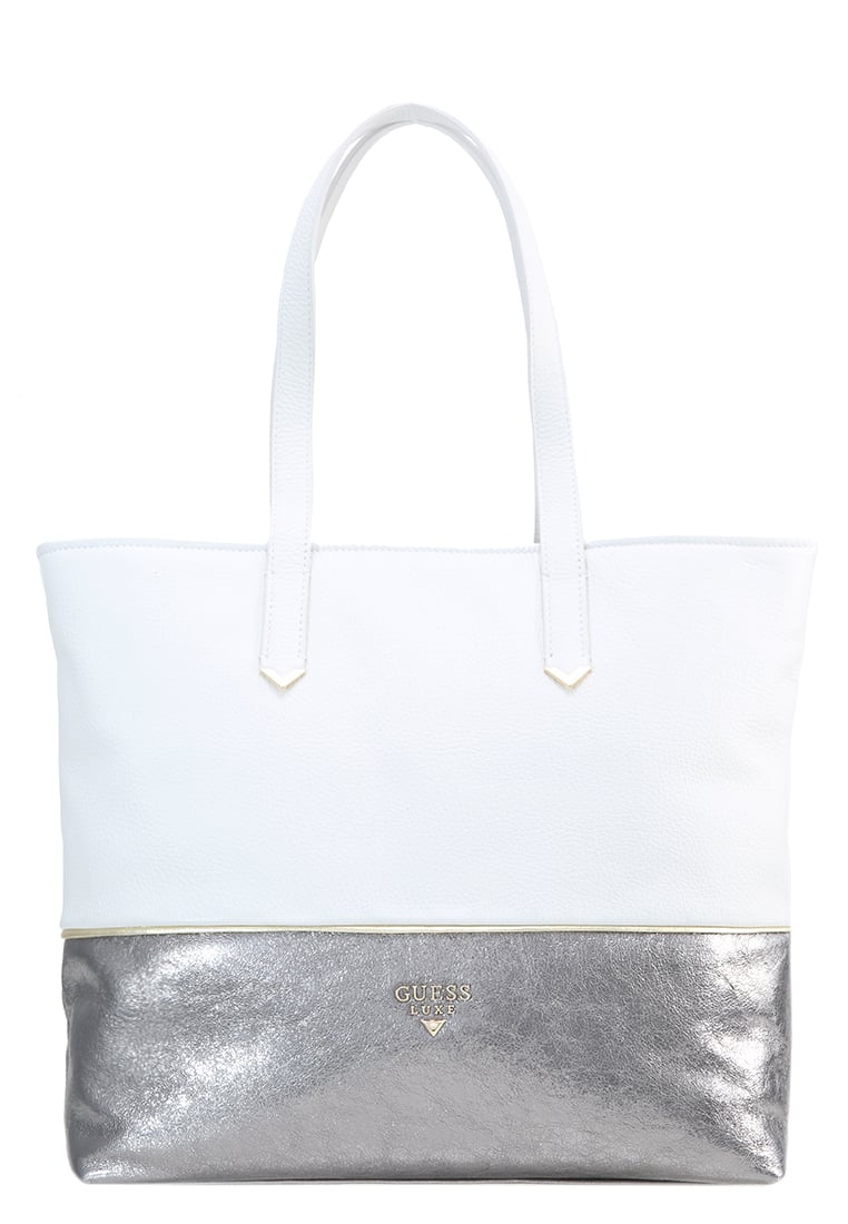 Guess Luxe Torebka white/silver - HWFRA4 L7224