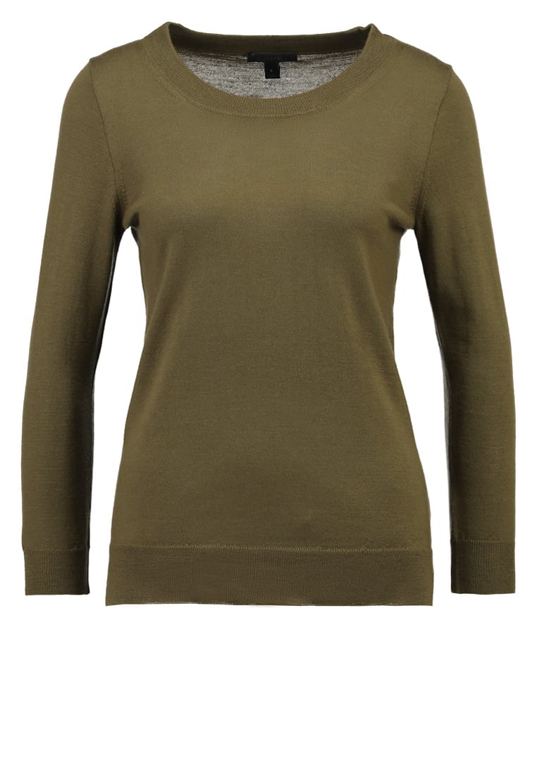 J.CREW TIPPI Sweter burnished moss