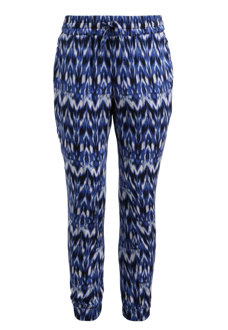 GEORGE GINA & LUCY girls BARCELONA TROUSERS Spodnie materiałowe blue night - 50544