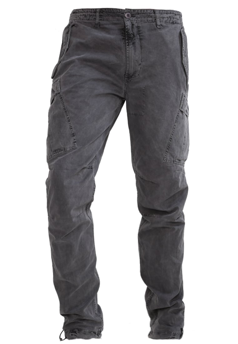 Maharishi Bojówki washed black - 6014