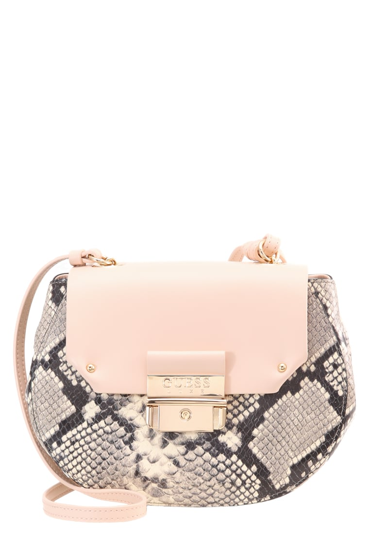 Guess Luxe Torba na ramię rose - HWMAE2 L7221