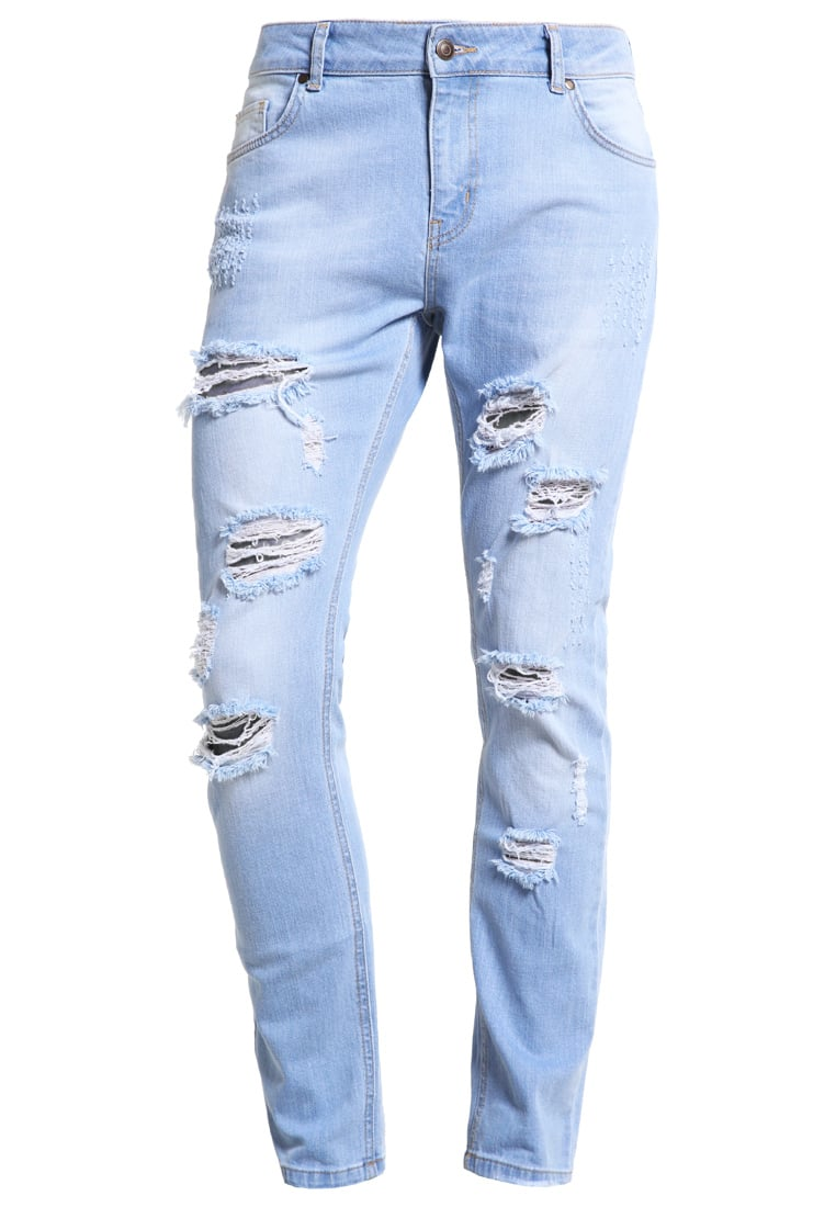 DRMTM Jeansy Slim fit light blue - DTFW16-M99003