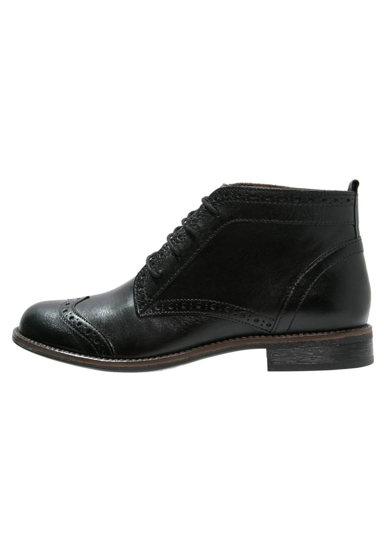 Pier One Ankle boot black - 3963