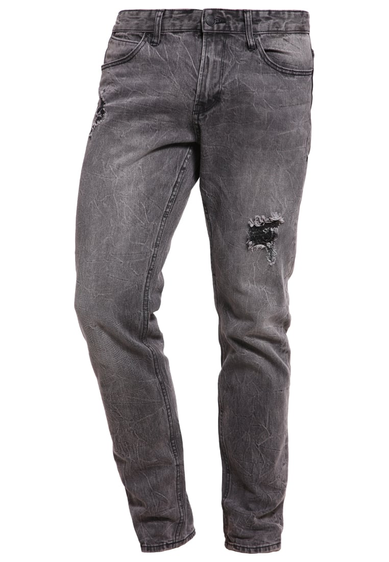 Brooklyn's Own by Rocawear Jeansy Relaxed fit black denim - BR-0816-0510