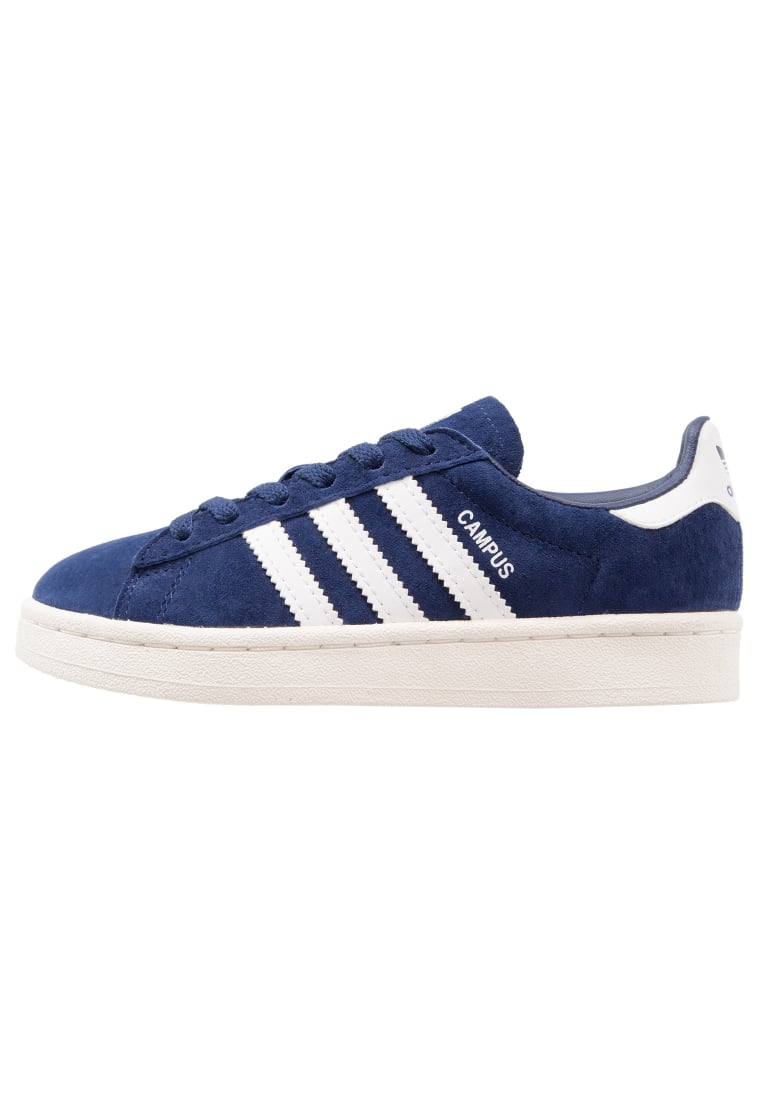 adidas Originals CAMPUS C Tenisówki i Trampki dark blue/white - CEJ21