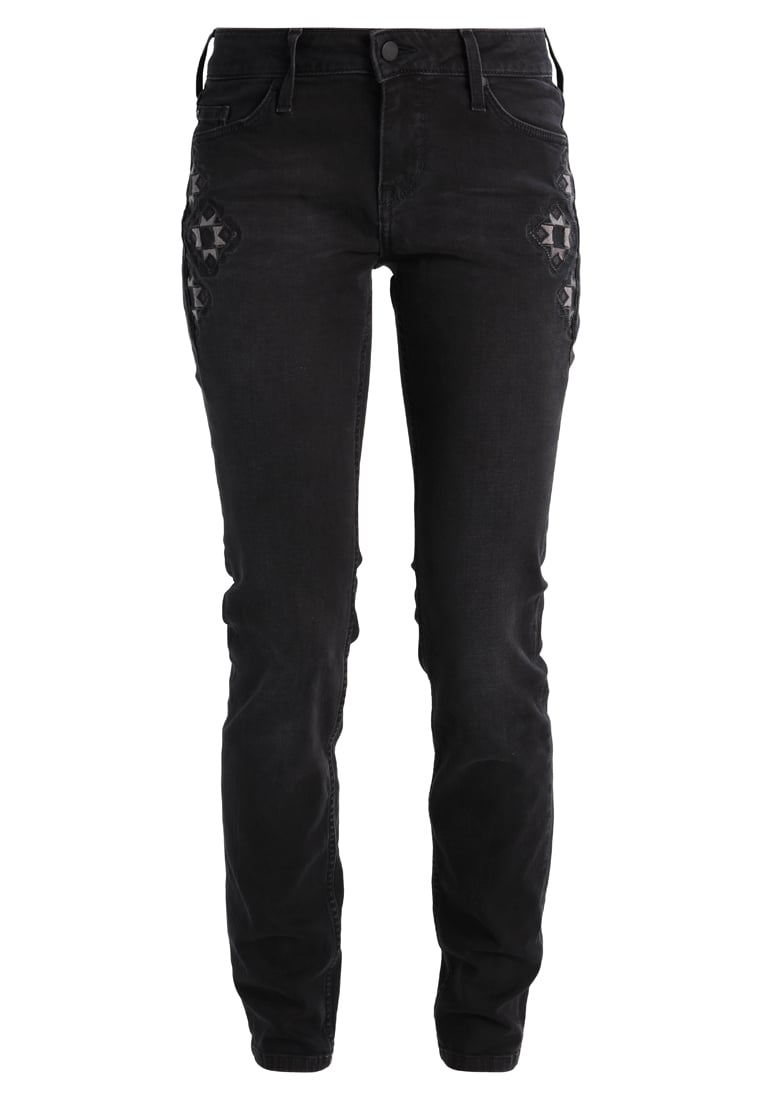 Mustang JASMIN SLIM Jeansy Slim fit stone washed