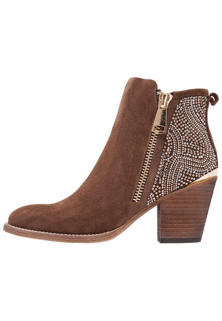 Alma en Pena Ankle boot brown - 312