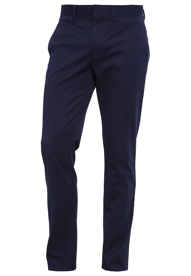 Banana Republic FULTON Chinosy navy - 250771