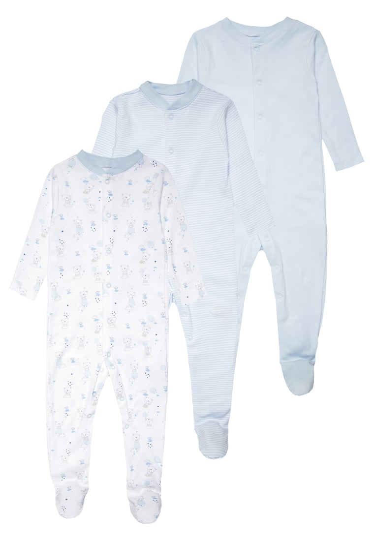mothercare 3 PACK Piżama blue - G0674