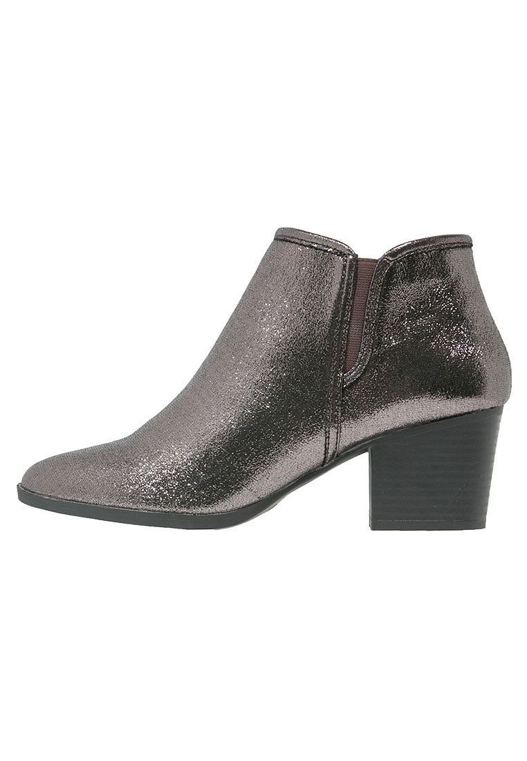 Head over Heels by Dune Ankle boot pewter - 0168508750013310
