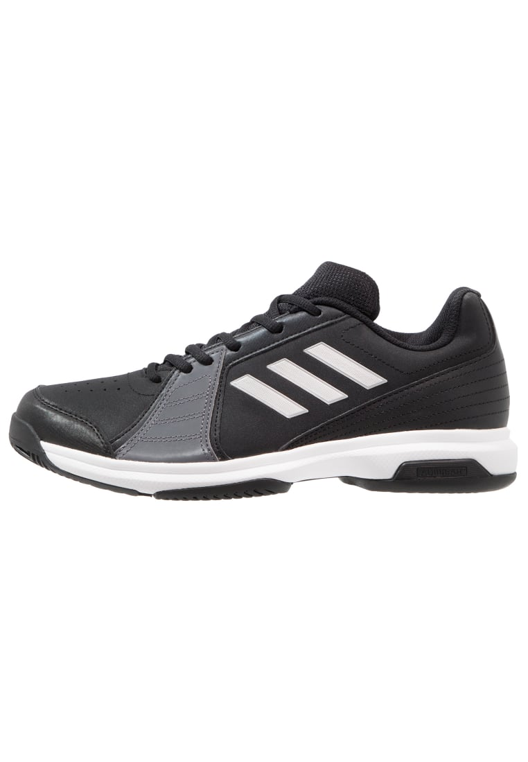 adidas Performance APPROACH Buty multicourt core black/silver metallic/grey five - CDA27