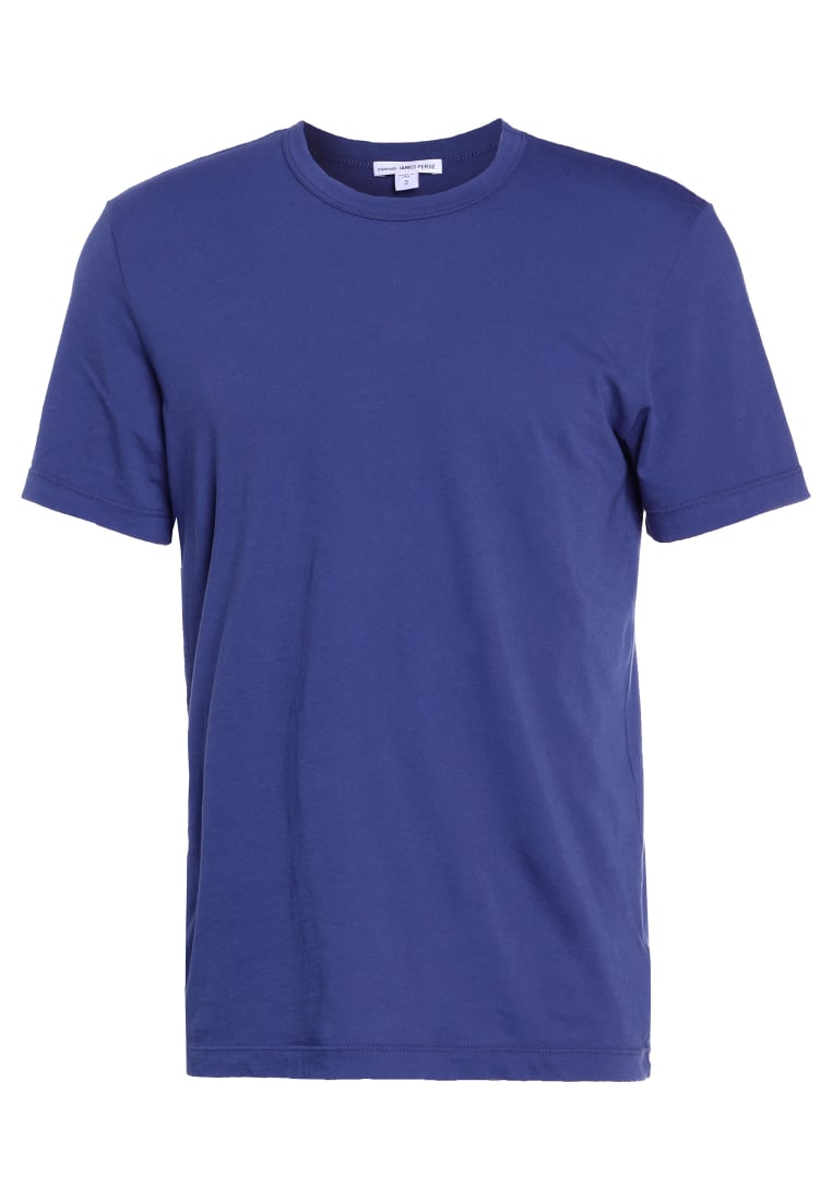 James Perse CREW LIGHTWEIGHT Tshirt basic air force blue - MLJ3311