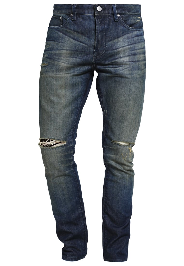 Earnest Sewn BRYANT Jeansy Slim fit redhook - 1V221152