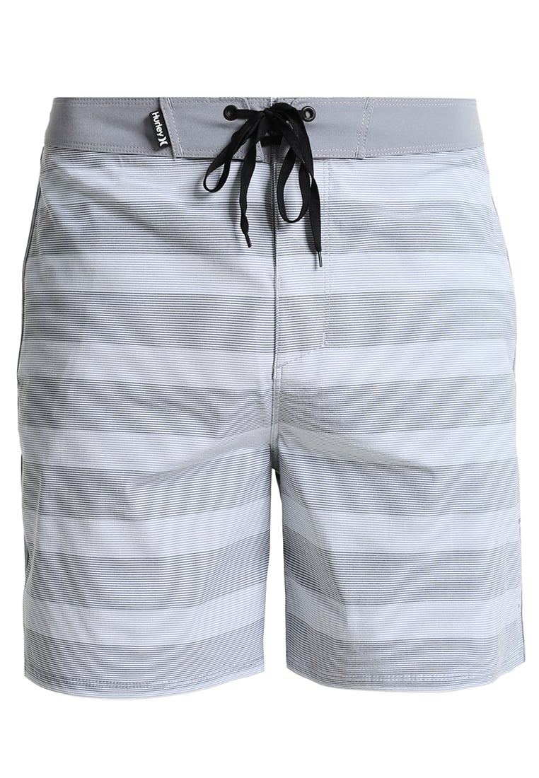 Hurley BEACHSIDE WINDSOR Szorty kąpielowe cool grey - MBS0007460