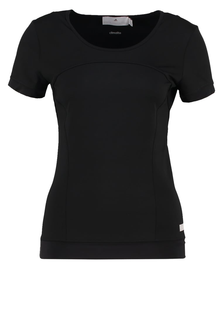 adidas by Stella McCartney Tshirt basic black - MKL38