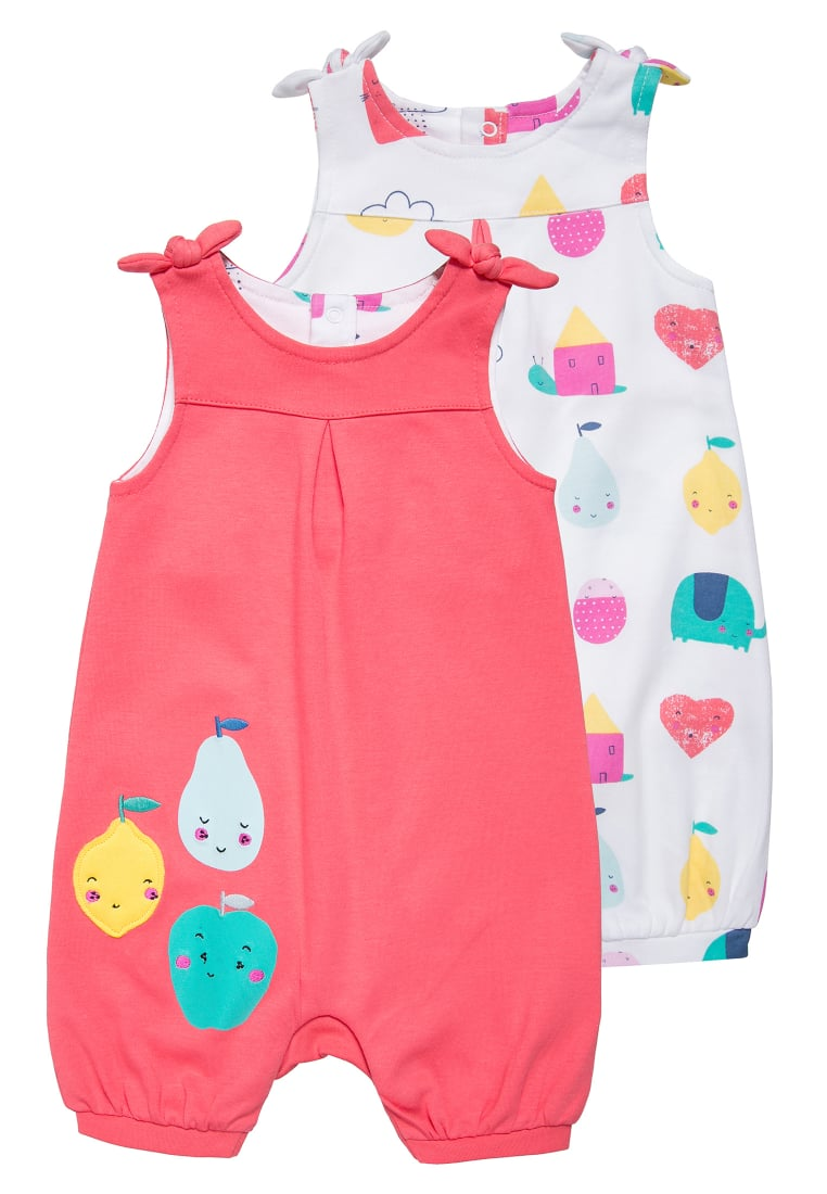 mothercare 2 PACK Kombinezon bright multicolor - LD219