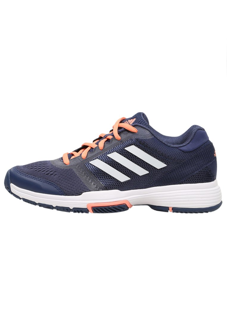 adidas Performance BARRICADE CLUB Buty multicourt nobind/ftwwht/chacor - KDZ71