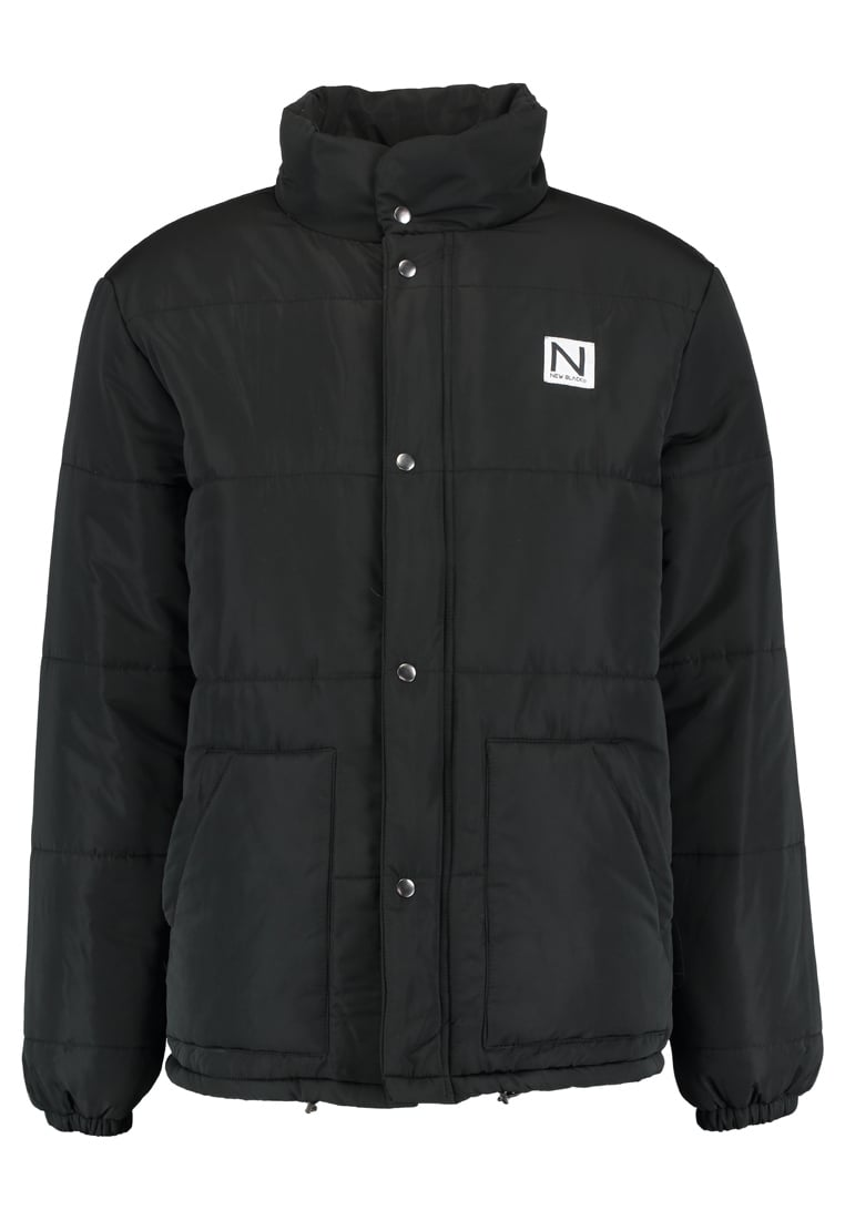 New Black Kurtka wiosenna black - Puff Jacket