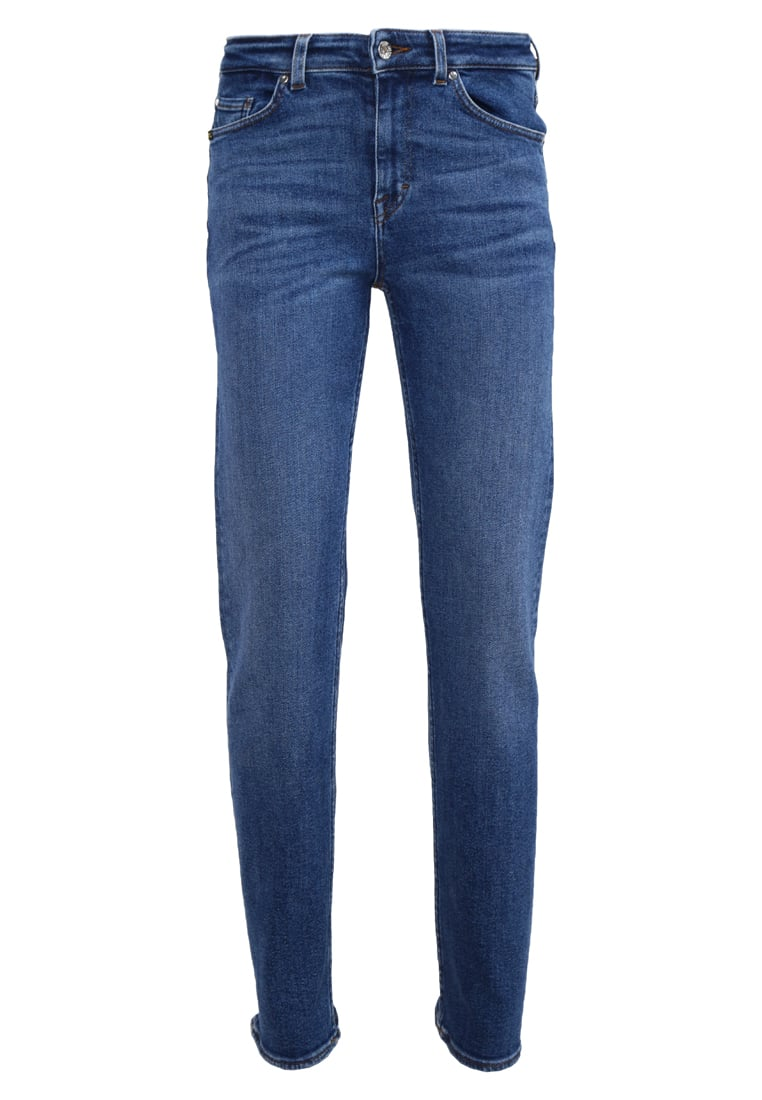 Tiger of Sweden Jeans AMY Jeansy Straight leg medium blue - W63755004