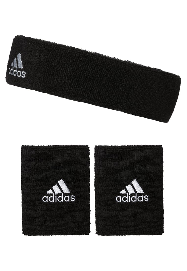 adidas Performance NBA Opaska z froty black/white - TO555