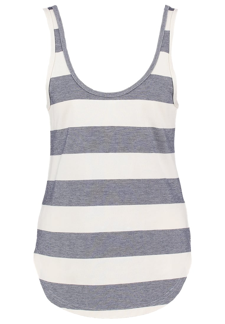 The Fifth Label CHELSEA Top natural/navy - TP170115T