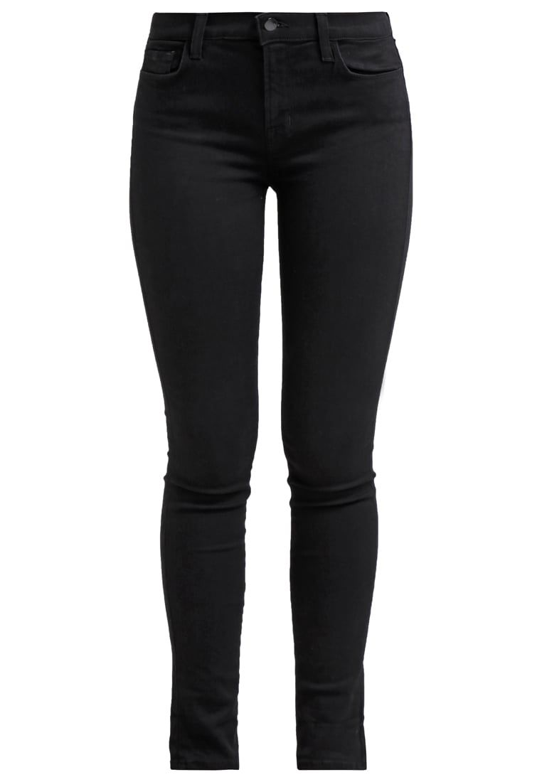 J Brand Jeansy Slim fit black denim - 811I524
