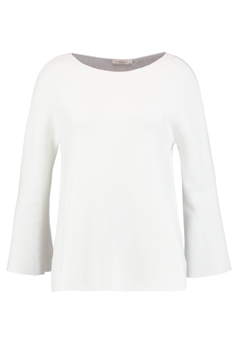 Betty & Co Sweter snow white