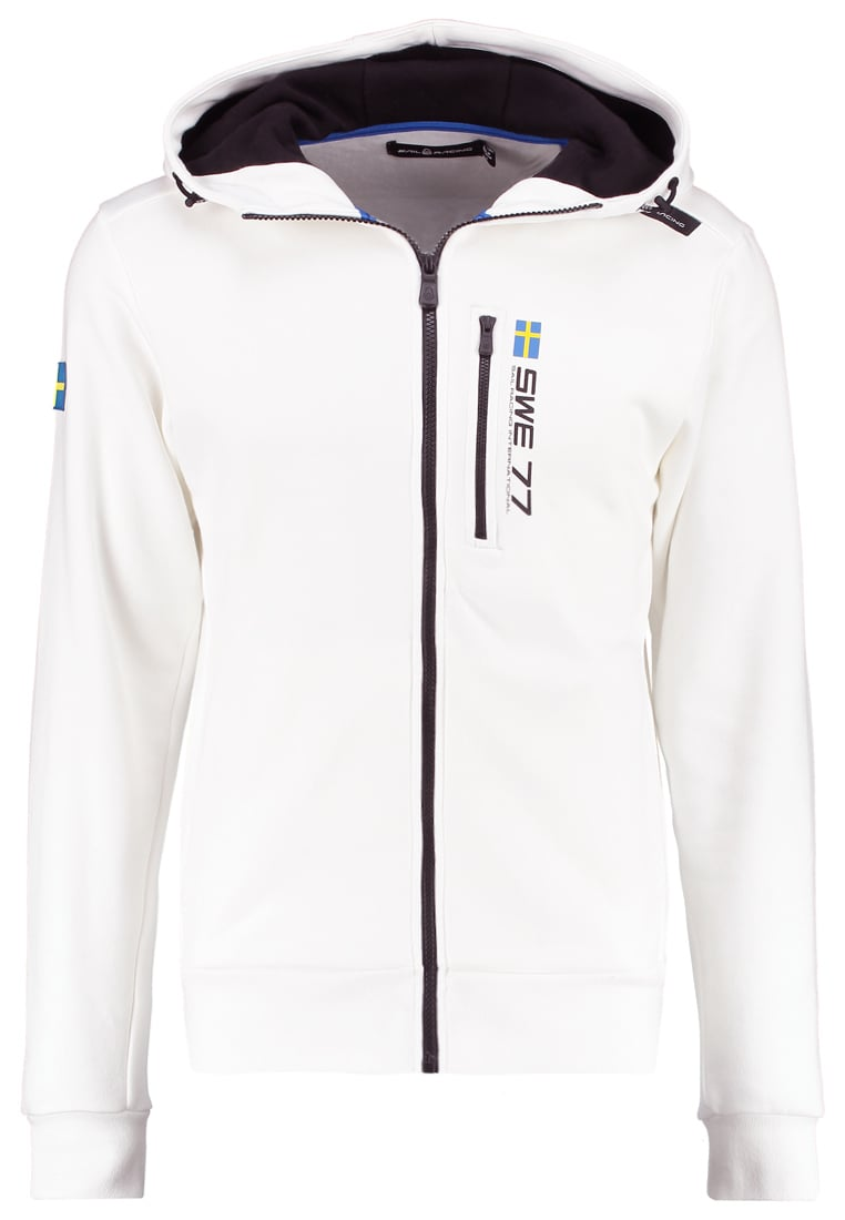 Sail Racing INTERNATIONAL Bluza rozpinana white - 1711519