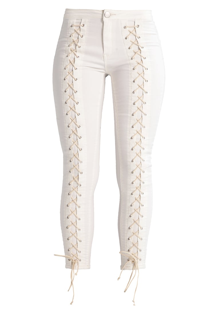 Glamorous Jeans Skinny Fit white - CK3859